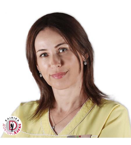 Губанова Ольга Вениаминовна