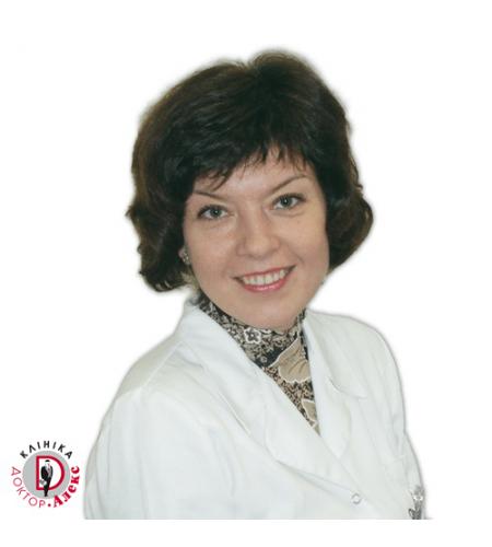 Крупицкая Наталья Викторовна
