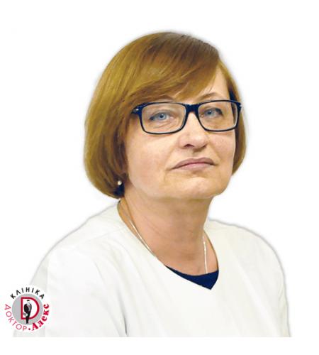 Усенко Татьяна Валерьяновна